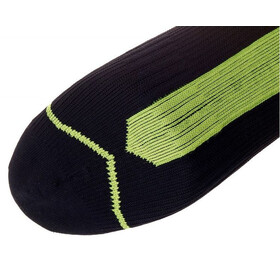 Sealskinz Run Thin Ankle Socks Black/Yellow